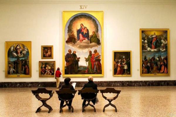 Пинакотека Брера (Pinacoteca di Brera)