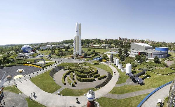 Космический городок