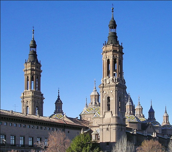 Базилика Нуэстра Сеньора дель Пилар