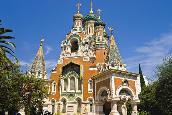 Собор Св. Николая (Cathédrale Orthodoxe Russe St-Nicolas)