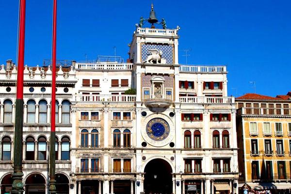 Часовая башня Святого Марка (Torre dell'orologio)