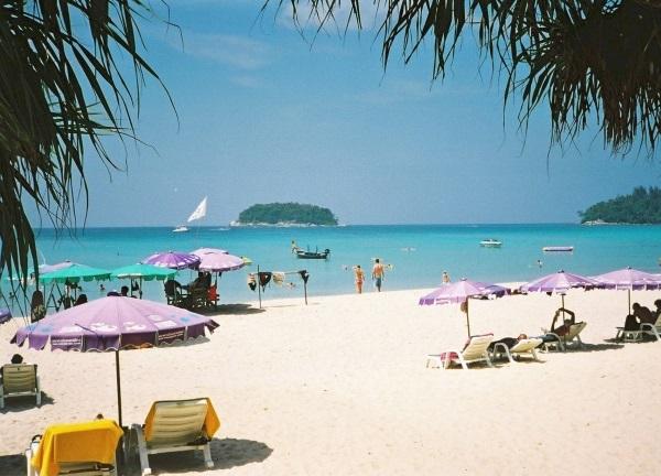 Пляж Ката-бич