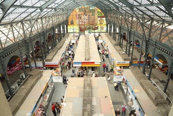 Рынок Атаразанас