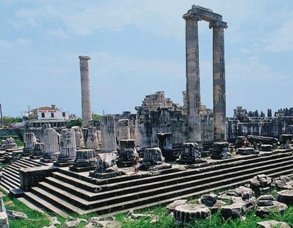 Античный город Летун