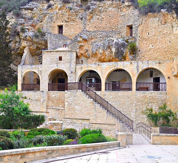 Монастырь св. Неофита