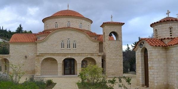 Монастырь Св. Георгия Аламану