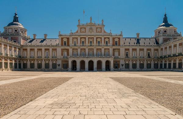Королевский дворец (Palacio Real)