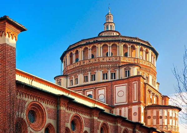 Санта-Мария-делле-Грацие (Chiesa e Convento Domenicano di Santa Maria delle Grazie)