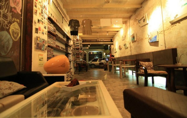 Кофейня Bookhemian