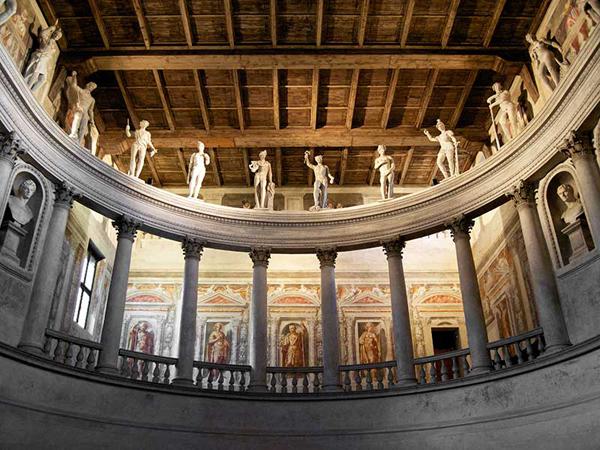 Театр «Олимпико» (Teatro Olimpico)