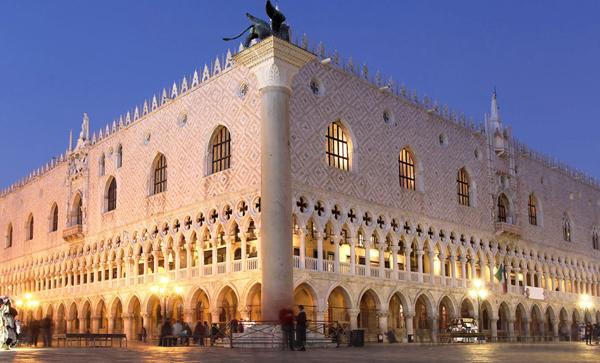 Дворец дожей (Palazzo Ducale)