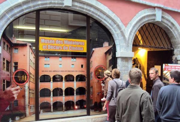 Музей миниатюр и декораций к кинофильмам