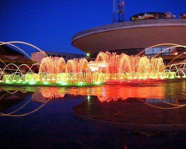Гомельские фонтаны
