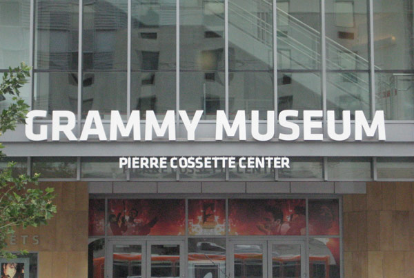 Музей Грэмми (The GRAMMY Museum)