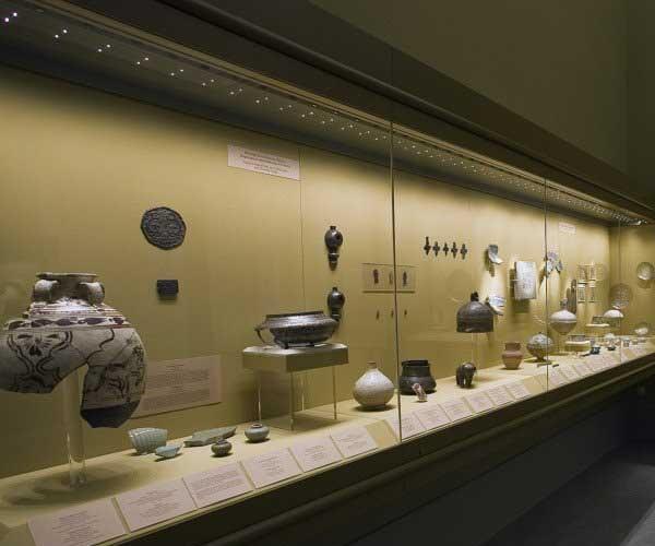 Археологические находки в Зимнем дворце