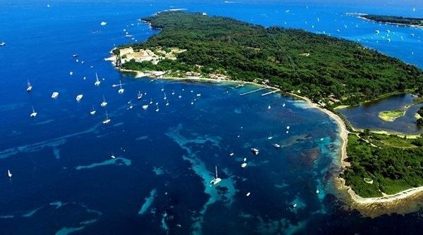 Остров Сент-Маргерит или Санта Маргарита