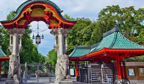 Берлинский зоопарк (Berliner Zoo)