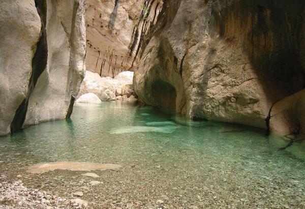 Ущелье Су-Горропу
