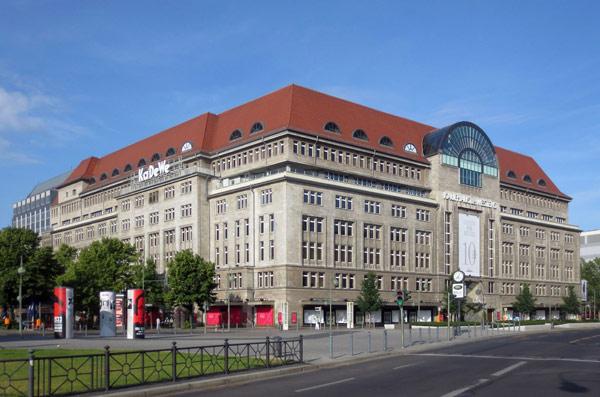 «Торговый дом Запада» (Kaufhaus des Westens / KaDeWe)