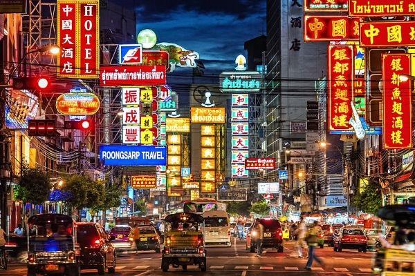 Китайский квартал / чайна-таун