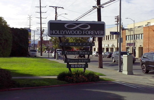 Кладбище в Голливуде (Hollywood Forever)