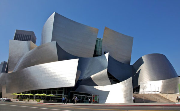 Концертный зал Уолта Диснея (Walt Disney Concert Hall)