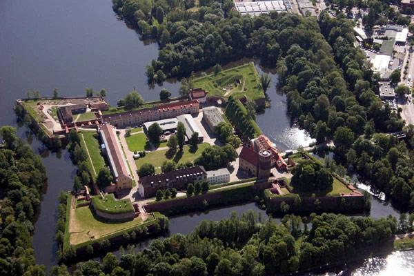Цитадель Шпандау (Zitadelle Spandau)