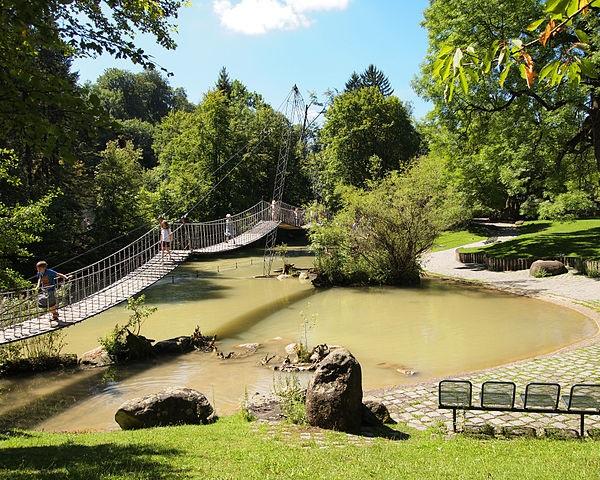 Зоопарк Хэллабрунн