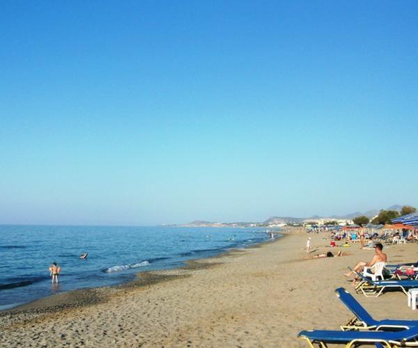 пляж Агиа Триада