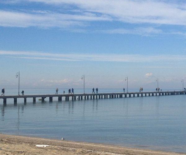 пляж Перея