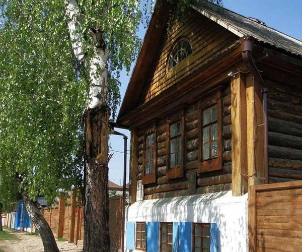 Музей-усадьба Надежды Андреевны Дуровой