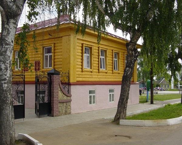 Литературный музей Марии Ивановны Цветаевой