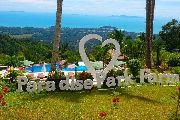 Paradise-парк