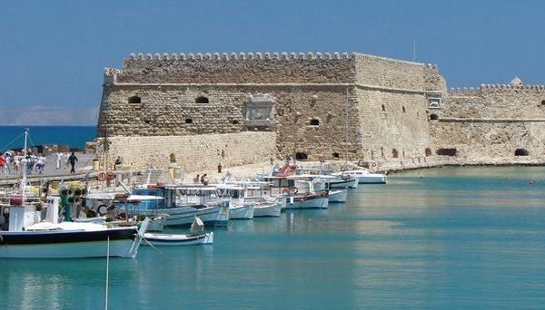 Венецианская крепость Кулес