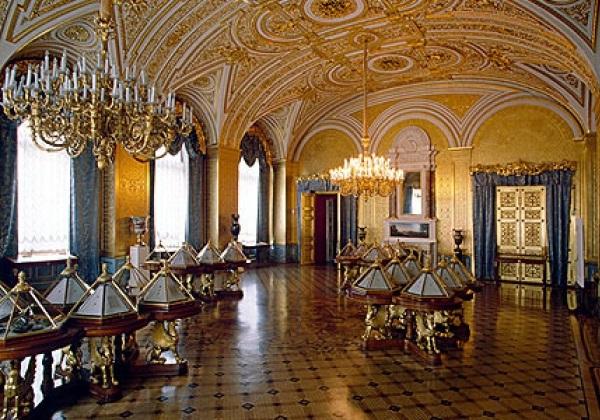 История Зимнего дворца