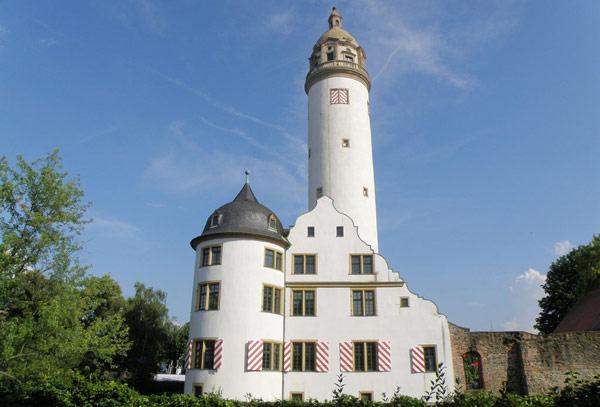 Замок Хёхст (Höchster Schloss)