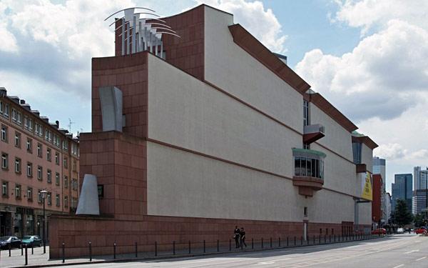 Музей современного искусства (Museum für Moderne Kunst)
