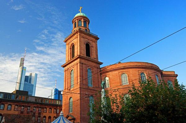 Церковь св. Павла (Paulskirche)