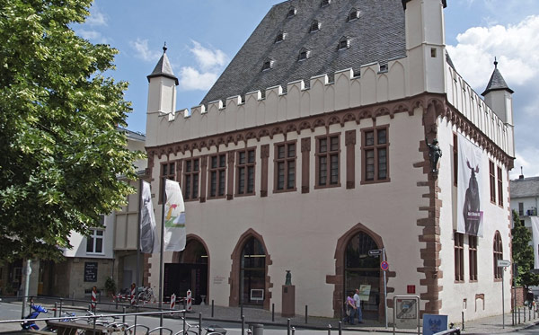 Музей карикатуры (Caricatura-Museum)