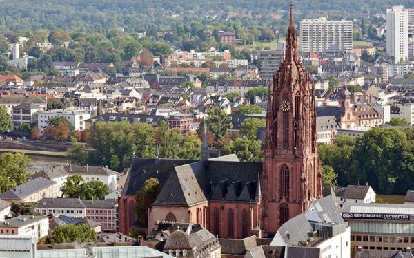 Франкфуртский собор (Kaiserdom)