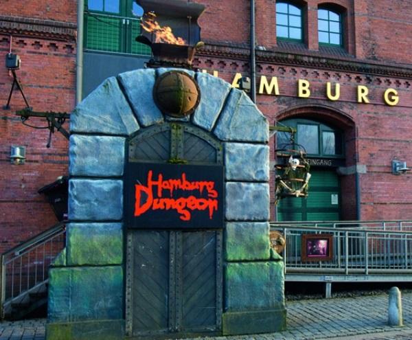 Музей ужасов/Гамбургская темница