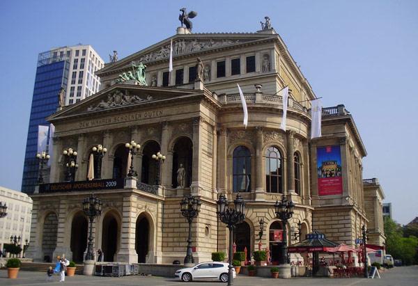 Старая Опера (Alte Oper Frankfurt)