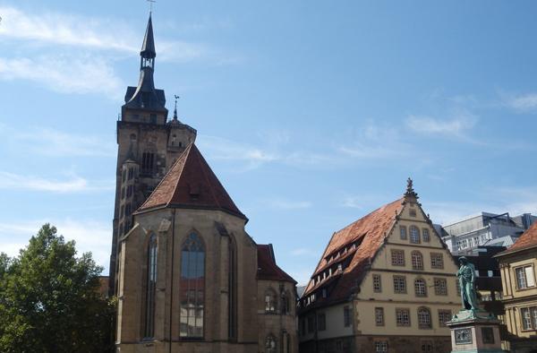 Монастырская церковь (Stiftskirche)