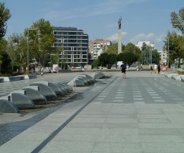 Площадь Тройката (Плащадь Тройката)