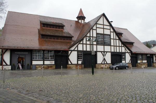Музей виноградарства и виноделия (Weinbaumuseum)