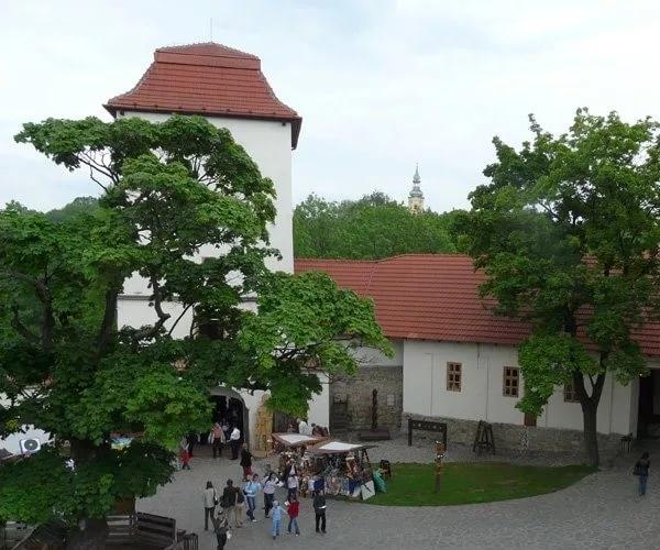 Замок Силезской Остравы