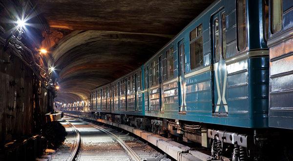 Самое большое метро в мире