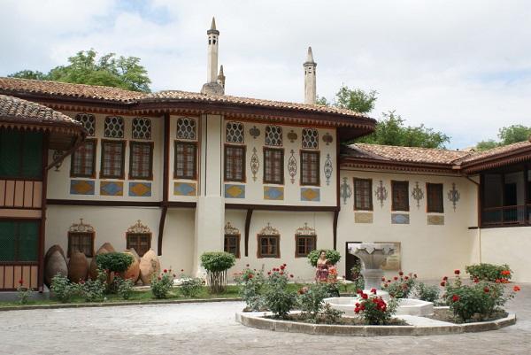 Ханский дворец Бахчисарая
