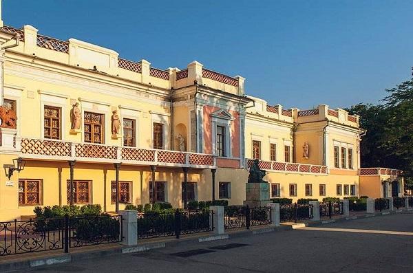 Картинная галерея имени Айвазовского