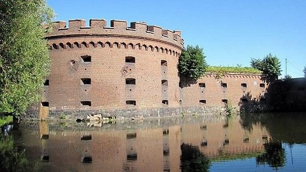 Оборонительная башня Врангель